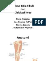 Fraktur Tibia Fibula Dislokasi Knee