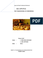 Kliping Alat Musik Tradisional di Indonesia.pdf