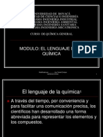 EL LENGUAJE DE LA QUÍMICA.ppt