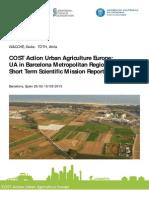 Urban Gardenig in Barcelona; Short term scientific report.pdf