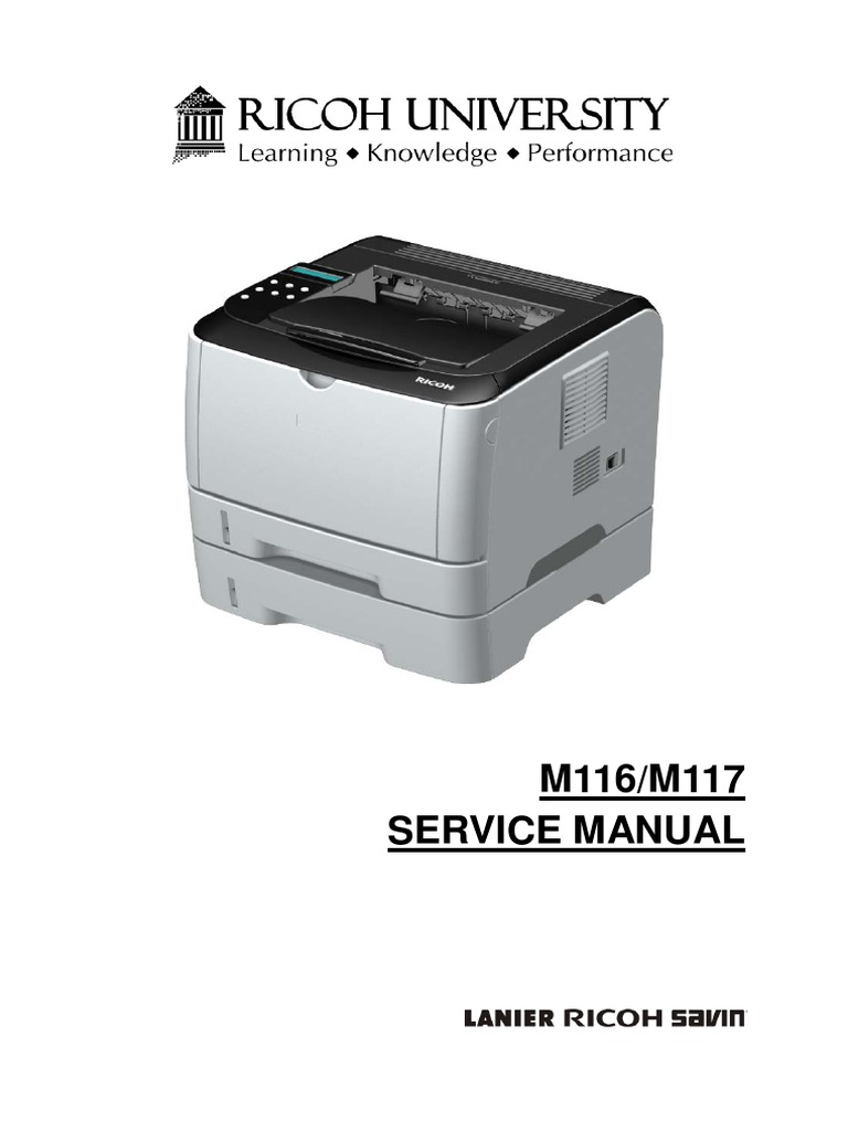 Service Manual 3510dn | Computing And Information Technology | Nature