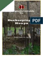 Beginners Guide to Beekeeping Kenya