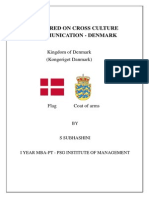 Denmark Business Culture