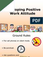 Work Attitude 2