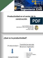 Productividad en el sector de la construcción_Jorge Luis Palacios_UTPL.pptx