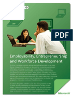 Employ Ability Workforce Development Positioning Paper