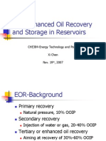 CO2 Oil Recovery