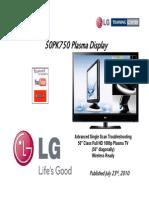 Lg 50pk750 Training Manual