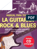 Marc Schonbrun - Manual para tocar La Guitarra Rock & Blues.PDF