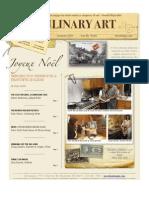 Culinary Art - Issue Twelve