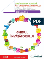 Ghidul Invatatorului Clasa a II-A INTUITEXT