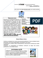 Folheto informativo Dezembro