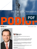 PODIUM - Best of BC Innovation - BCTIA