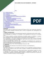 681_ENCARGOS PREVIDENCIÁRIOS SOBRE FOLHA DE PAGAMENTO – ROTEIRO.doc