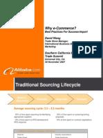 Alibaba Presentation