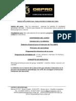 DIDACTICA ESPECIAL  PARA EL EDUCADOR.intructores de tiro.doc