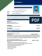 CV Ali Minhas