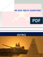 Indian Armr and Mech Capabilities