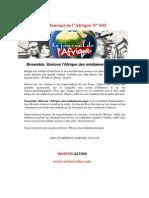 Journal de l'Afrique n°3