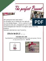 holiday gift portfolio  2014consultants