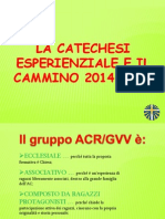 Metodo Esperienziale 2014-15