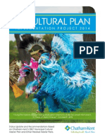 C-K Cultural Plan Implimentation Project
