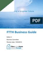 FTTH Business Guide 2013 V4.0