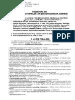 Procedura Si Documente de Autorizare Lucrari (1)