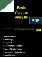 . Basic Vibration Analysis