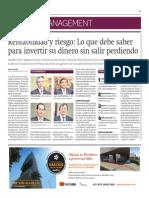Rentabilidad y riesgo_Lo que debe saber para invertir su dinero sin salir perdiendo_Gestión 24-10-2014.pdf