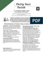 Oct 26 Bulletin