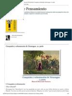 Conquista y colonización de Nicaragua. 1a.pdf