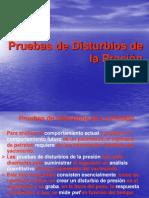 PRUEBAS DE DISTURBIOS DE LA PRESION - PRESENTACIÓN.pdf