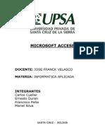 Informe Microsoft Access.docx