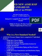 Proposed New ASMEB31P Standard On Preheat & PWHT.pdf