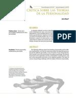 15 Criticas sobre las Teorías de la personalidad.pdf