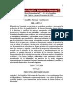 CONSTITUCION 1999.doc
