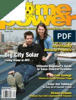 Home Power Magazine - Solar Electric Basics
