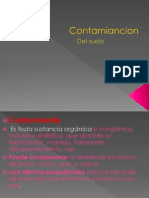 Contamiancion Quimica.ppt
