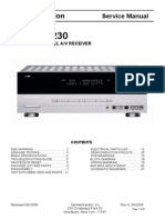Harman Kardon Avr137 230 Service Manual