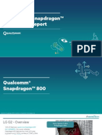 Qualcomm Snapdragon Benchmark Report