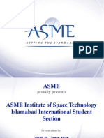 ASME History, Overview and Membership Benefits