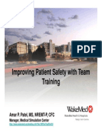 Improving Patient Safety with Team Training - Amar Patel.pdf