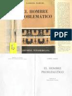 Marcel, Gabriel - El hombre problemático.pdf