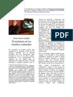 NESTOR GARCIA CANCLIONI. EL MALESTAR EN LOS ESTUDIOS CULTURALES.pdf