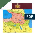 Georgian Map_XII-XIII Century