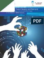 NASSCOM Talent Supply and Demand Analysis