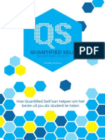 Quantified Self Whitepaper Michelle Zwoferink