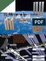 international space station powerpont by javier prieto