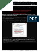 """Alterando a localização padrão do """"UserProfile""""noWindows7.pdf"""